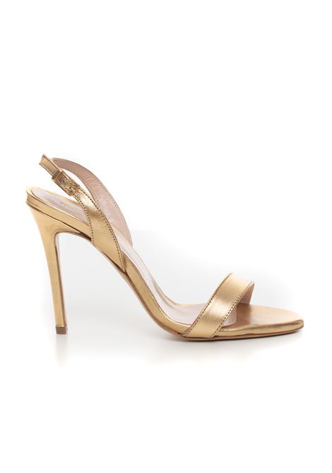 Leather strap sandals Vincenzo Piccolo | 20000009 | P12-LAMINATOMEKONG
