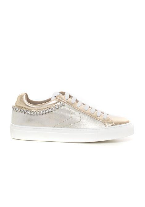 Sneakers con lacci CAPRI CHAIN Voile Blanche | 5032317 | 00120147230Q06