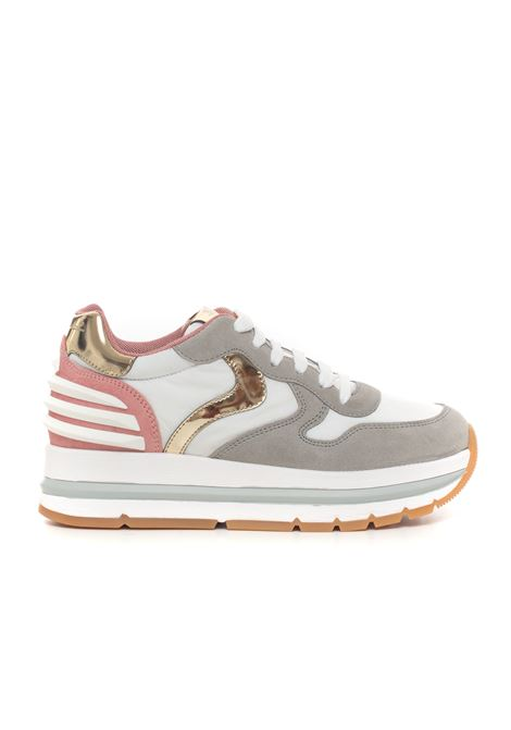 Sneakers alta MARAN POWER Voile Blanche | 5032317 | 00120147511D63