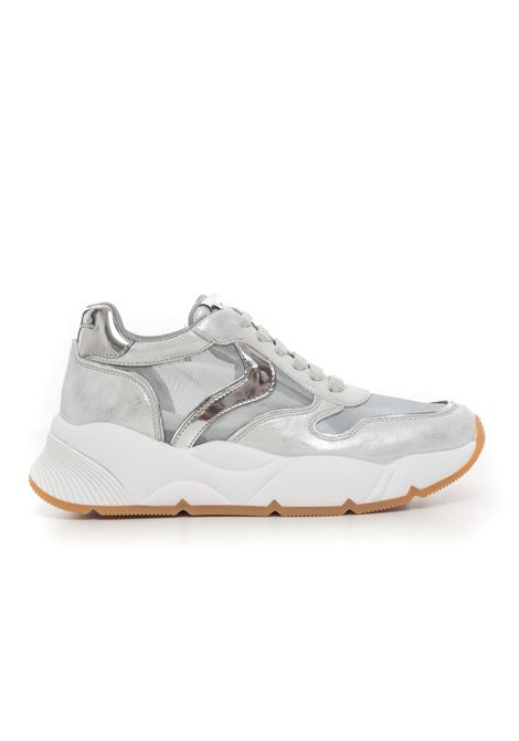 Shell mesh high-top sneaker Voile Blanche | 5032317 | 00120149860Q04