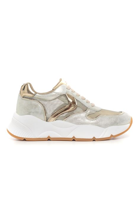 Shell mesh high-top sneaker Voile Blanche | 5032317 | 00120149860Q06