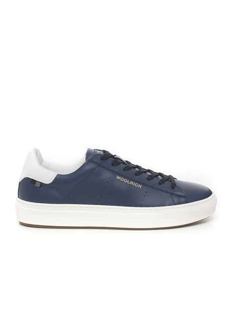 Sneakers bicolore Woolrich | 5032317 | WFFO1070MR-UWF005W4190