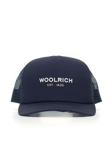 Cappello con visiera Woolrich | 5032318 | WOAC0062MR-UT219731002