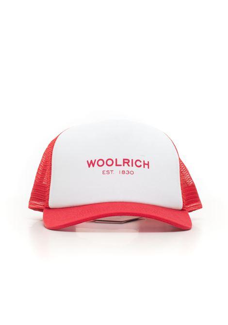 Cappello con visiera Woolrich | 5032318 | WOAC0062MR-UT21975405