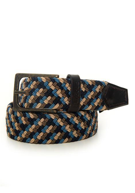 Stretch belt Barbour | 20000041 | MAC0039BL11