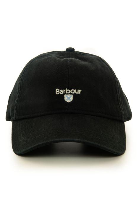 Berretto con visiera Barbour | 5032318 | MHA0274BK11