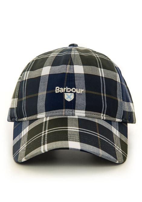 Berretto con visiera Barbour | 5032318 | MHA0617GN13