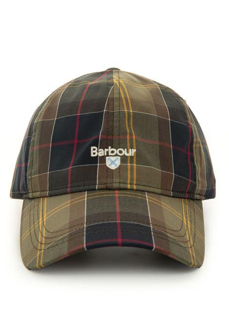 Berretto con visiera Barbour | 5032318 | MHA0617TN11