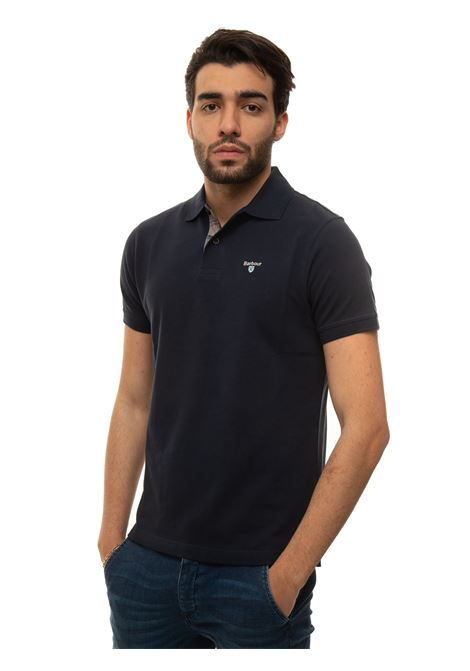 Short-sleeved polo shirt Barbour | 2 | MML0012NY31