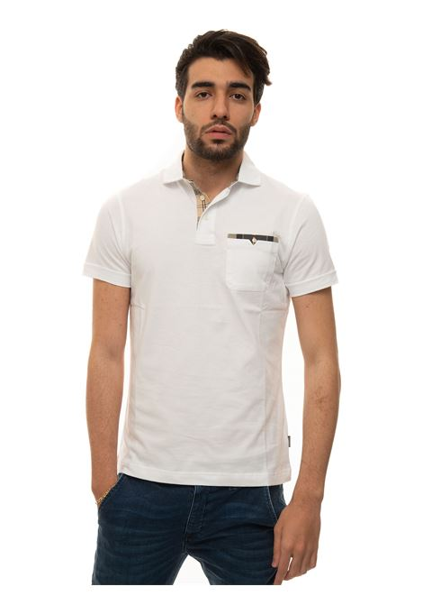Short sleeve polo shirt Barbour | 2 | MML1071WH11