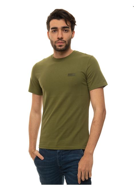T-shirt girocollo mezza manica Barbour | 8 | MTS0141GN16