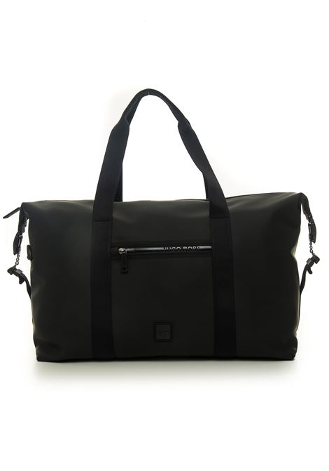 Travel bag BOSS | 20000006 | HYPERN-HOLDALL-ZIP-50445866001