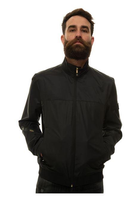 J-Zircon light-weight harrington jacket with zip BOSS | -276790253 | J-ZIRCON-50440955001
