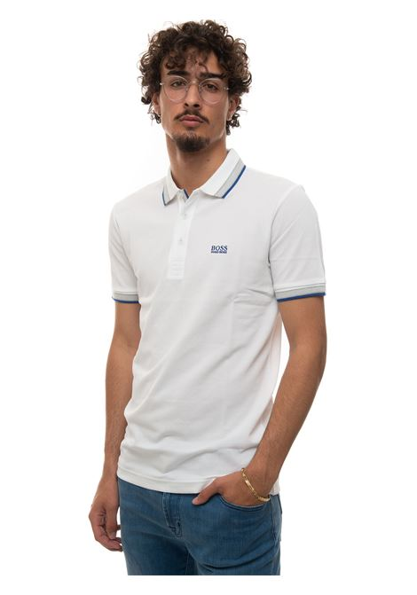 PADDY short sleeve polo shirt BOSS | 2 | PADDY-50398302107