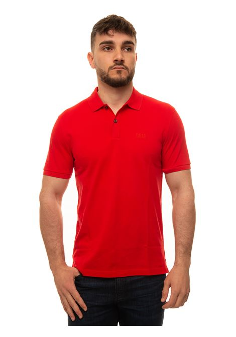 Short-sleeved polo shirt BOSS | 2 | PALLAS-50425985628