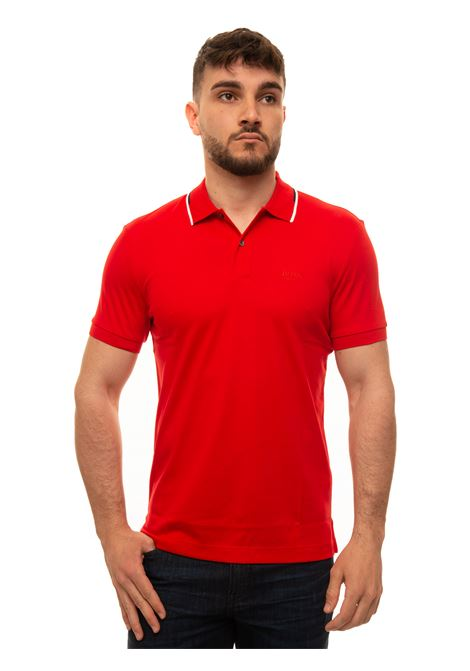 Short-sleeved polo shirt BOSS | 2 | PARLAY104-50448657628
