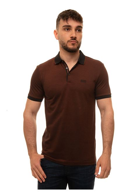 Short sleeve polo shirt BOSS | 2 | PROUT28-50451446224