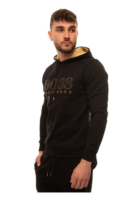 Sweatshirt with hood BOSS | 20000055 | SOODY2-50451214001