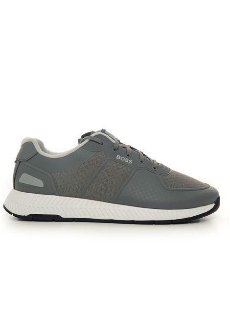 Sneaker BOSS | 5032317 | TITANIUM-RUNN-MELM-50452025030