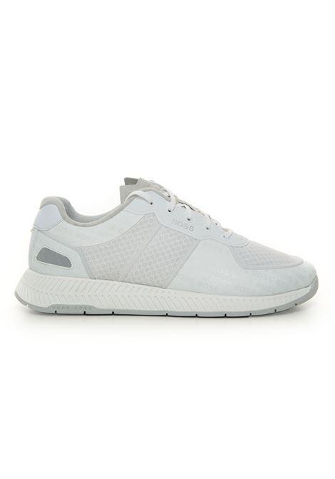 Sneaker BOSS | 5032317 | TITANIUM-RUNN-MEMLLG-50452042100