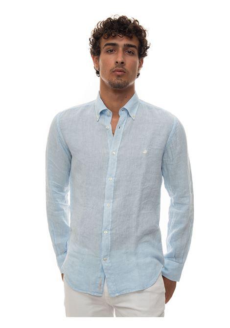 Linen shirt Brooksfield | 6 | 202A.S0330753