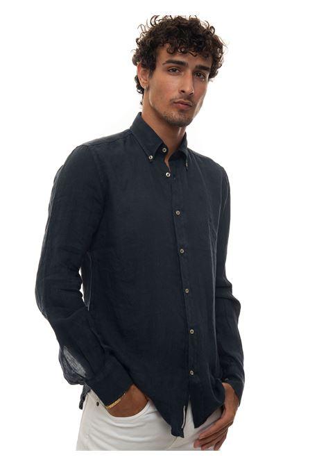 Linen shirt Brooksfield | 6 | 202A.S0337179