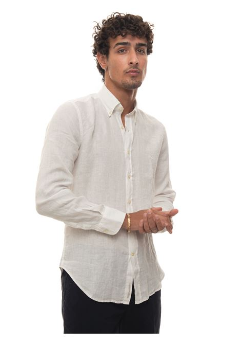 Linen shirt Brooksfield | 6 | 202A.S0339149