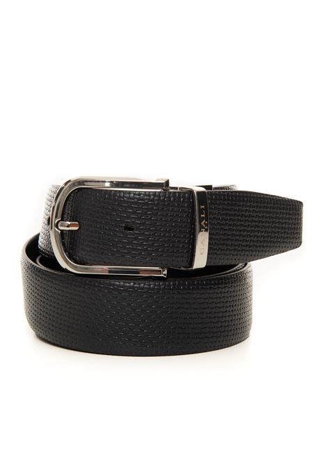Leather belt Canali | 20000041 | 50C-KA00314310