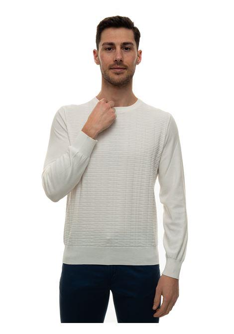 Round-necked pullover Canali | 7 | C0012-MK01131001