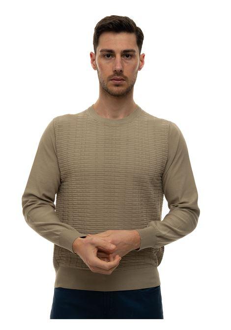 Round-necked pullover Canali | 7 | C0012-MK01131703