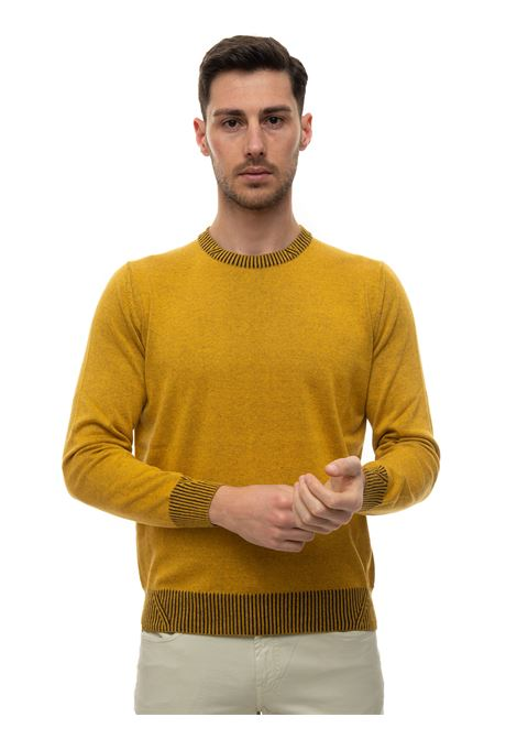 Round-necked pullover Canali | 7 | C0799-MY01190740