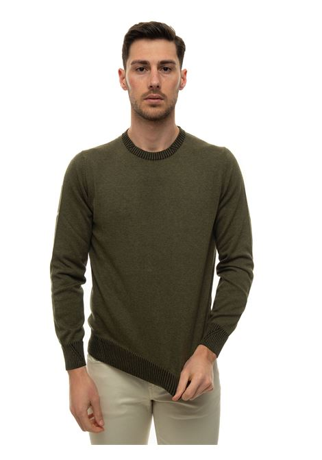 Round-necked pullover Canali | 7 | C0799-MY01190811