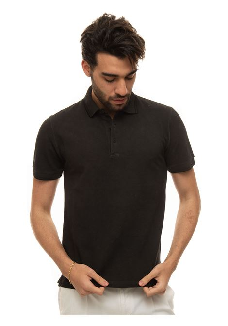 Short-sleeved polo shirt Canali | 2 | T0672-MY01200100