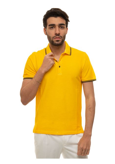 Short-sleeved polo shirt Canali | 2 | T0672-MY01200740