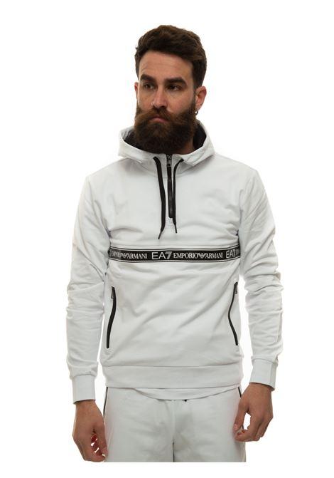 Sweatshirt with half zip EA7 | 20000055 | 3KPM26-PJ05Z1100