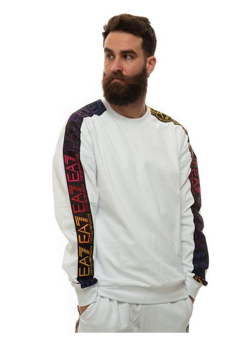 Over-size sweatshirt EA7 | 20000055 | 3KPM34-PJ05Z1100