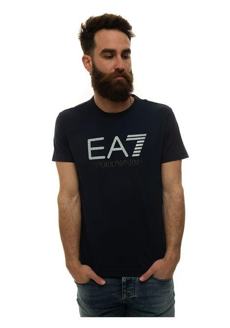 T-shirt girocollo EA7 | 8 | 3KPT12-PJ7CZ1554
