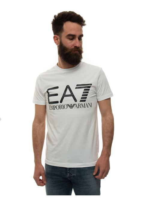 Round-necked T-shirt EA7 | 8 | 3KPT27-PJ7ZC1100
