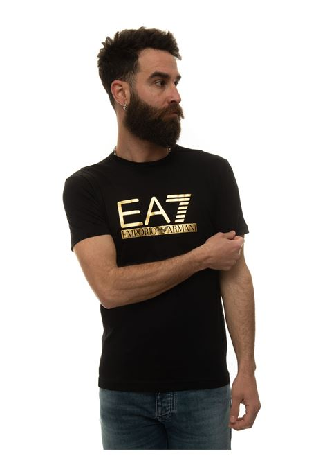 Round-necked T-shirt EA7 | 8 | 3KPT87-PJM9Z1200