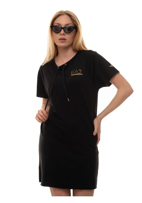Fleece dress EA7 | 130000002 | 3KTA55-TJ9RZ1200