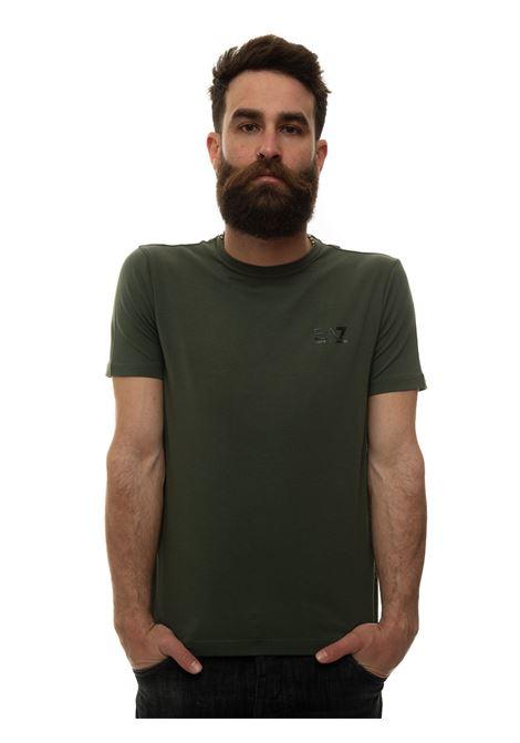 T-shirt girocollo EA7 | 8 | 8NPT52-PJM5Z1862
