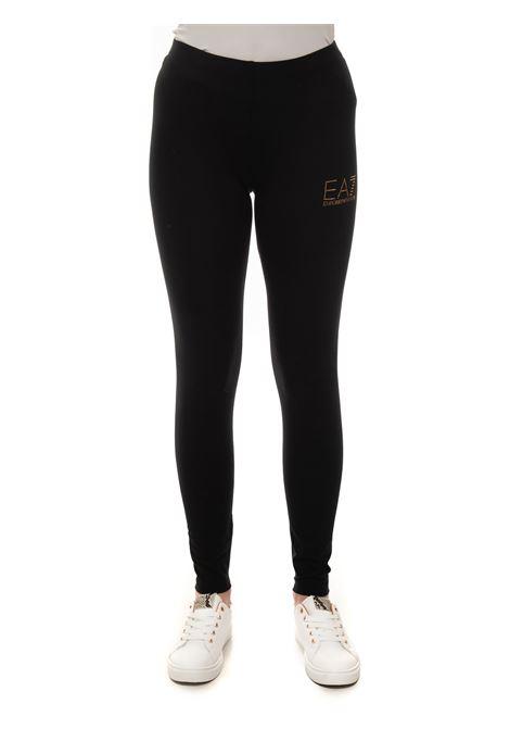 Panta-leggins in felpa EA7 | 5032238 | 8NTP82-TJ01Z1200