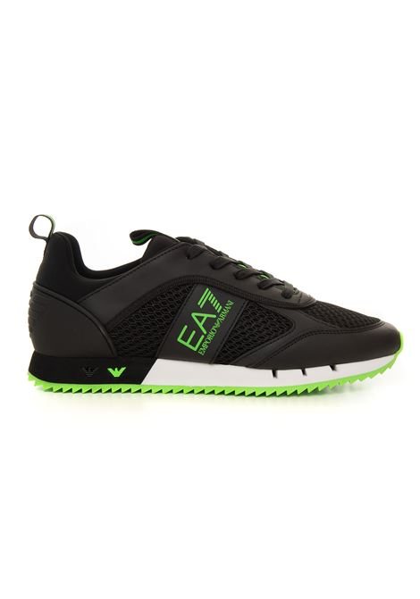 Sneakers with laces EA7 | 5032317 | X8X027-XK050M667