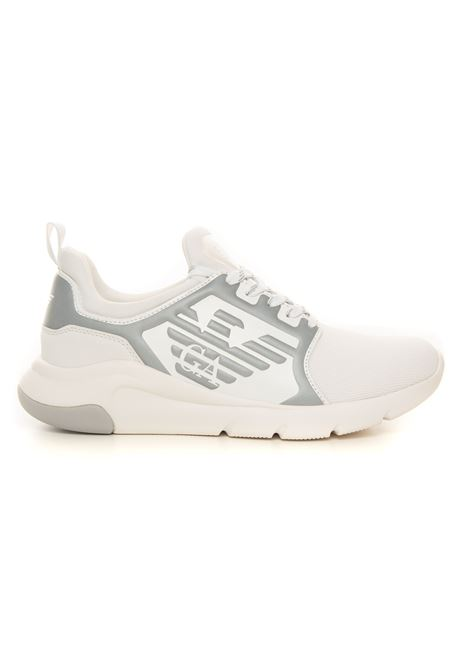 SNEAKERS A-RACER REFLEX Sneakers with raised part at the back EA7 | 5032317 | X8X057-XCC5500175