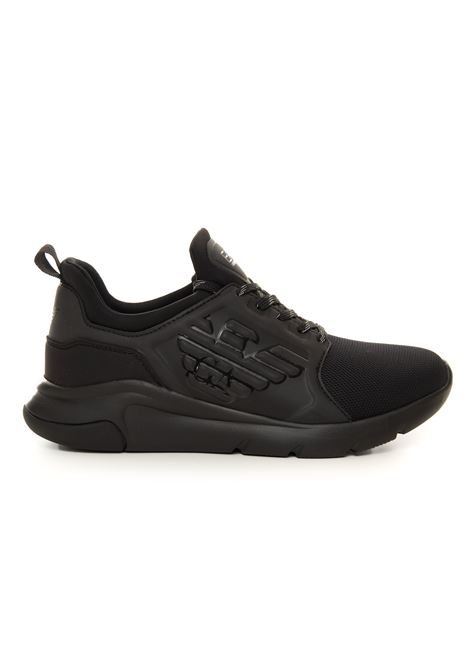 SNEAKERS A-RACER REFLEX Sneakers with raised part at the back EA7 | 5032317 | X8X057-XCC55M620