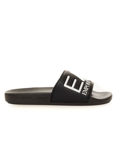 Sandals with logo EA7 | 5032246 | XCP001-XCC2200002