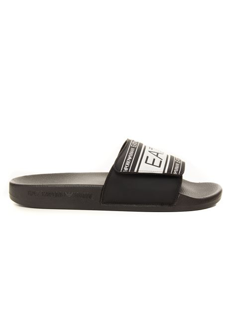 Sandals with logo EA7 | 5032246 | XCP005-XK192A120