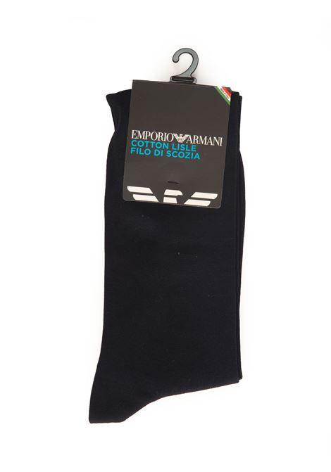 calzino filo di scozia Emporio Armani | 33 | 300001-CC20200035