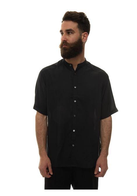 Camicia da uomo oversize Emporio Armani | 6 | 3K1CB7-1NYLZ999