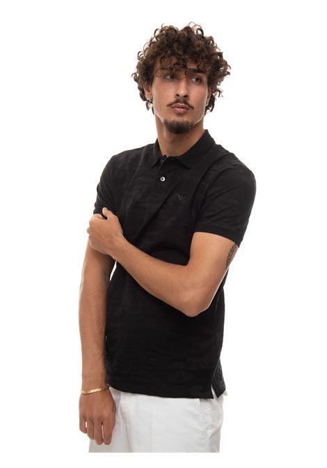 Polo mezza manica Emporio Armani | 2 | 3K1FA9-1JVPZF036